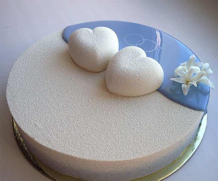 Bánh tráng gương - Gợi ý bánh cưới đẹp và độc đáo mà bạn không nên bỏ qua trong ngày trọng đại!