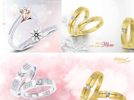 DOJI ưu đãi lớn cho các cặp đôi tại Marry Wedding Day HCM 2017
