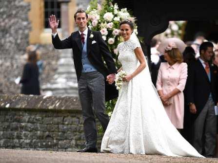Đám cưới Pippa Middleton: Phong vị miền quê thân mật mà quý phái