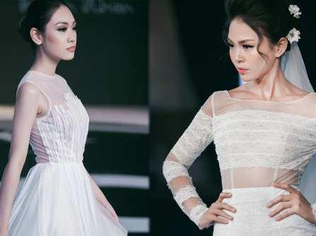 NTK An Nhiên và BST váy cưới thời thượng cho cô dâu hiện đại