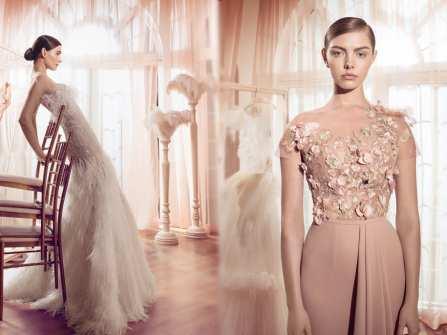 Tham khảo váy cưới đẹp từ BST Thiên nga trắng - Hamda Al Fahim