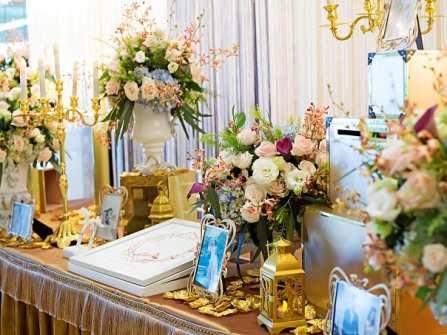 Chiêm ngưỡng không gian cưới đẹp lung linh tại White Palace