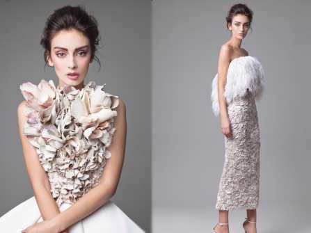 Váy cưới đẹp - Nàng tiên cổ tích kiêu kỳ của NTK Krikor Jabotian