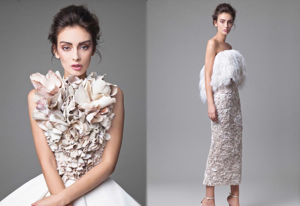 Lạc bước vào thế giới thần tiên mơ mộng cùng những thiết kế váy cưới đẹp từ BST mới nhất của thương hiệu thời trang cao cấp Krikor Jabotian