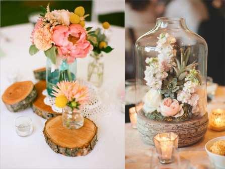 Theme cưới đẹp - 6 cách trang trí hoa cưới thời thượng nhất