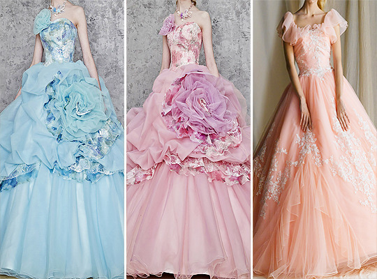 Cùng chào đón mùa hè với những chiếc váy cưới họa tiết hoa lá sặc sỡ và lộng lẫy!