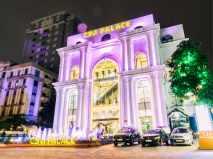 Trung tâm tổ chức sự kiện & tiệc cưới CTM Palace