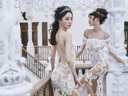 Mãn nhãn BST váy cưới ren từ thương hiệu Malena Bridal