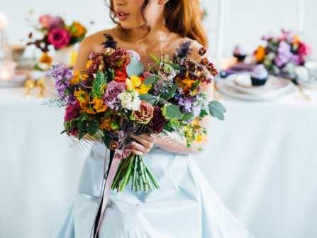 5 bí quyết giúp bảo quản hoa cưới đẹp mãi mãi