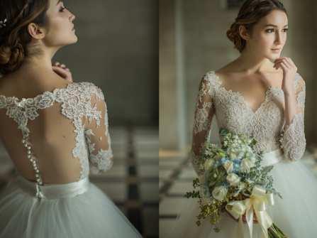 Váy cưới đẹp quyến rũ như nữ thần cùng thương hiệu La Belle Couture