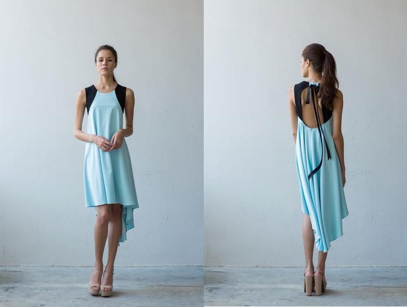 váy phù dâu cổ điển 3