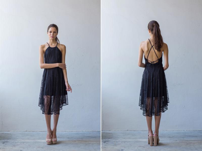 váy phù dâu cổ điển 4