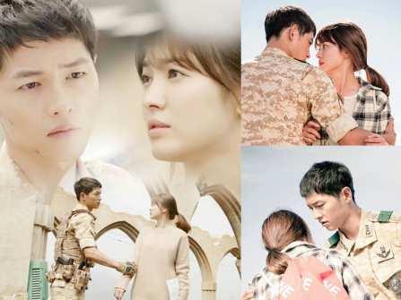 Song Hye Kyo và Song Joong Ki gửi tâm thư về chuyện tình yêu