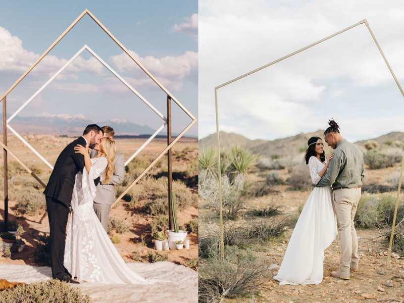 cổng hoa cưới đẹp 2
