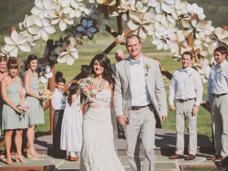 cổng hoa cưới đẹp 4
