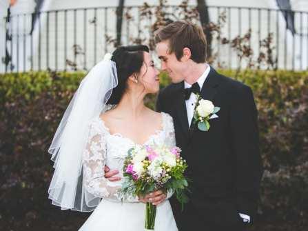 Cô dâu cần mua sắm gì trước ngày cưới nếu lấy chồng nước ngoài?