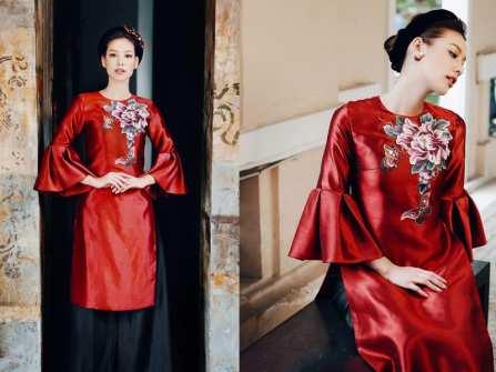 4 điều cô dâu cần lưu ý khi đi may áo dài cưới