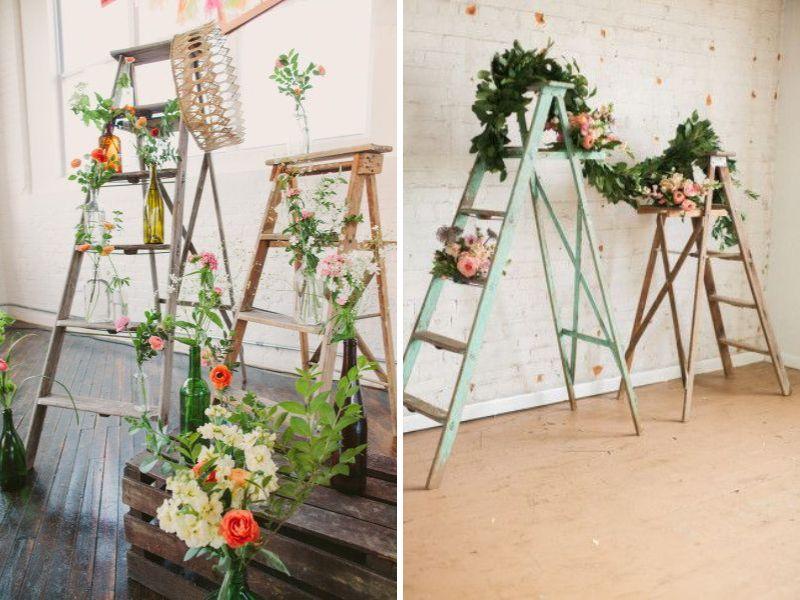phông đám cưới handmade