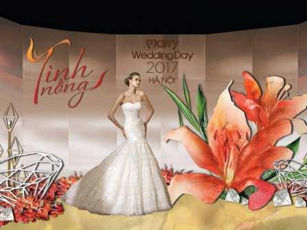 Vô vàn ưu đãi và quà tặng hấp dẫn tại Marry Wedding Day HN 2017