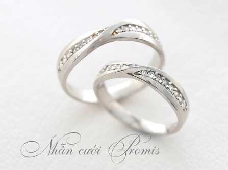 Độc đáo BST Nhẫn cưới Promis – Lời hứa trái tim từ Huy Thanh Jewelry