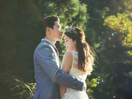 Bí quyết chụp hình cưới ngoại cảnh đẹp rạng ngời