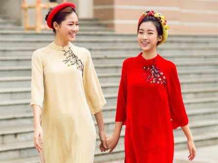 Mẹo chọn vải may áo dài cách tân chuẩn dáng cho cô dâu