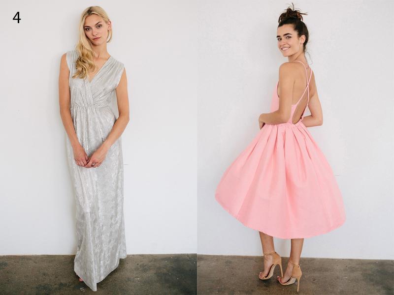 váy phụ dâu giá tốt lovely