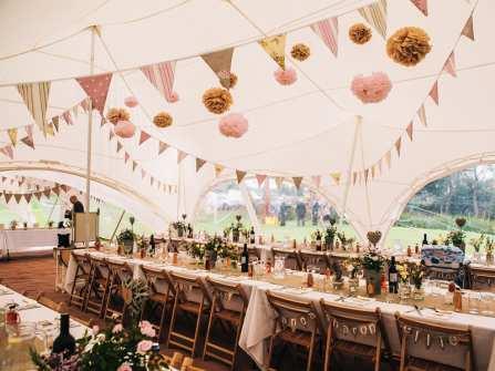 3 tiêu chí giúp bạn chọn thiết kế khung rạp đám cưới ưng ý