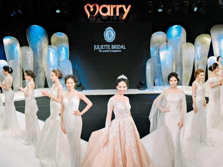 Không khí tươi trẻ trong đêm Gala đầu tiên Marry Wedding Day HN 2017
