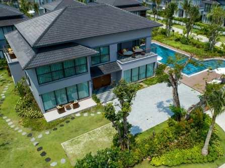 Tận hưởng tuần trăng mật tại Villas Novotel Phu Quoc Resort