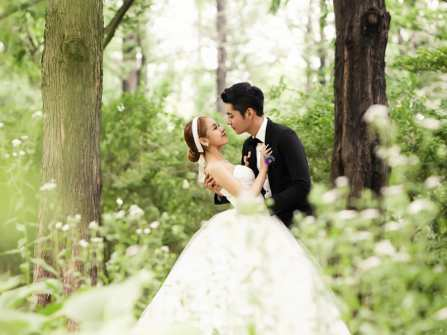 Chụp ảnh cưới trọn gói: Kinh nghiệm