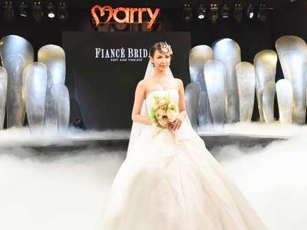 Đêm thời trang cưới đẳng cấp tại Marry Wedding Day HN 2017: Tình Nồng
