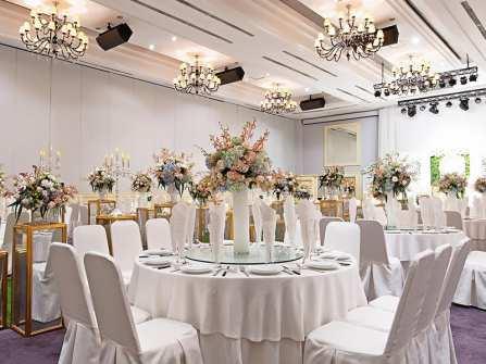 5 xu hướng trang trí không gian cưới đẳng cấp từ White Palace