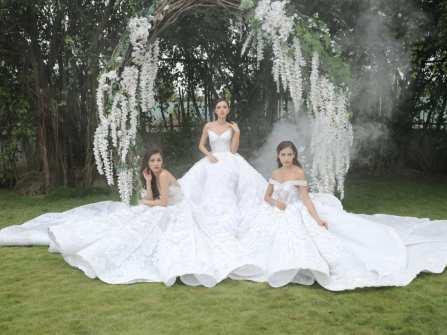 Dịch vụ may/ may thuê váy cưới