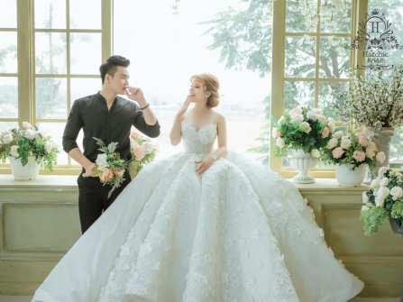 Album Pre Wedding Hacchic Bridal
