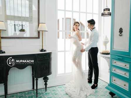 Album Prewedding Hacchic + Nupakachi