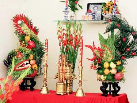 Lễ lên đèn - Đặc trưng riêng biệt của đám cưới miền Nam
