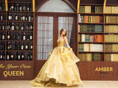 AMBER bridal- Cho thuê, may đo, thiết kế váy cưới