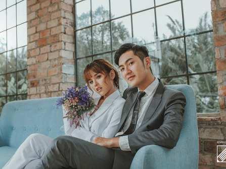 Chụp ảnh cưới phim trường Cabin 69