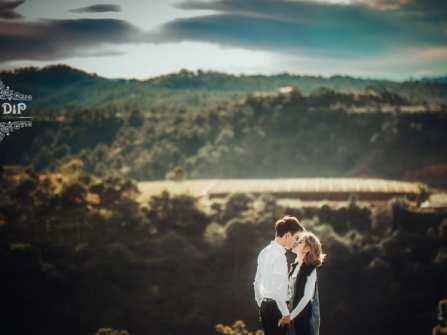 Ảnh Cưới Đà Lạt mộng mơ - lãng mạn của cặp đôi cá tính