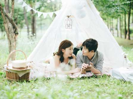 8 lỗi thường mắc phải khi tổ chức đám cưới ngoài trời