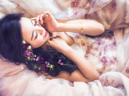 Ngắm 10 bức ảnh chụp cô dâu đẹp nhất vào mùa lạnh