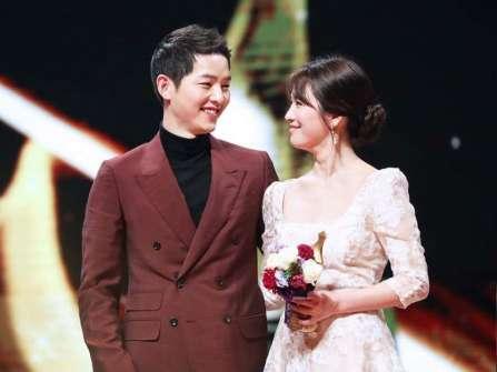 Song Hye Kyo và Song Joong Ki chụp ảnh cưới tại San Francisco