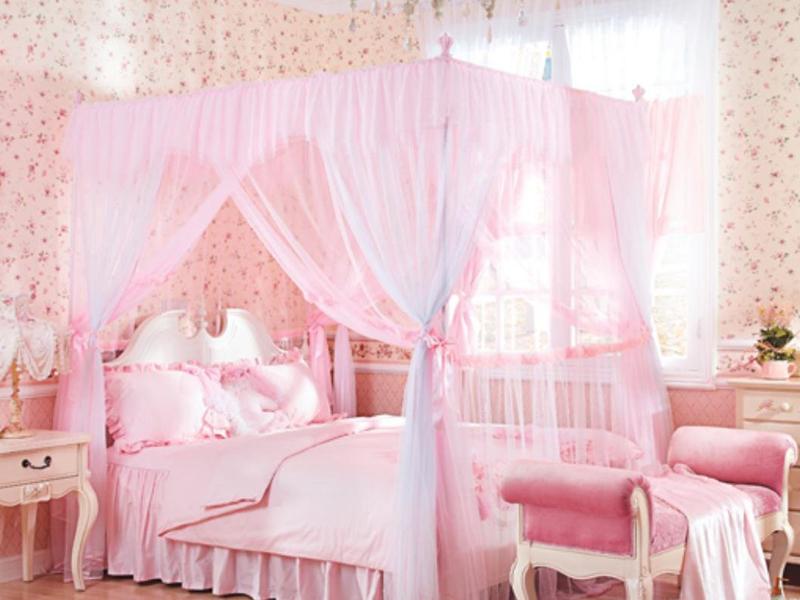 cách trang trí phòng cưới với màn khung