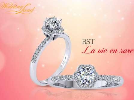 Nhẫn đính hôn Infinity Love  –  Tình yêu vĩnh cửu thời hiện đại
