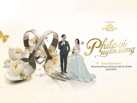 Tham dự sự kiện cưới Phúc Vị Uyên Ương cùng Hoa hậu Đỗ Mỹ Linh