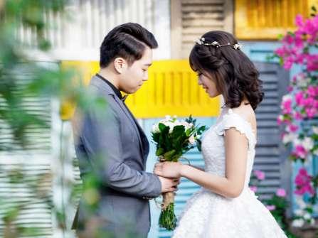 Trọn gói chụp ảnh cưới tại phim trường chỉ với 7.900.000 đồng