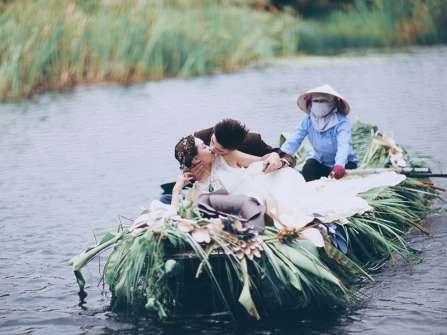Những địa điểm chụp ảnh cưới đẹp nhất miền Bắc Việt Nam
