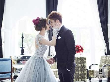 Chụp ảnh cưới Hàn Quốc ngay tại trung tâm TP.HCM