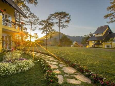 Gợi ý 5 thiên đường nghỉ dưỡng cho tuần trăng mật ngọt ngào